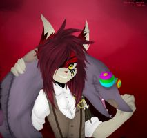 GIFT: Jason the Toy Maker *Sonic version* by Niitre