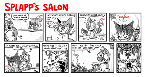 Splapp's Salon 2 by Splapp-me-do