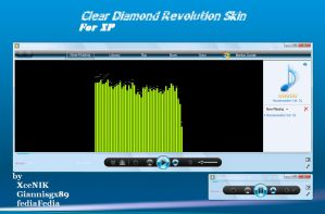 Clear Diamond Revolution XP by XceNiK