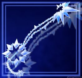 Keyblade: Icicle Fall by PhoenixTrooper