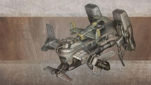 Dust Runner Concept by MikeDoscher