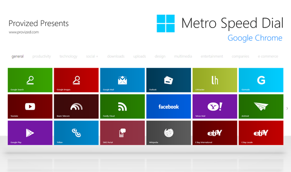Metro Speed Dial v2 - Provized by smoinuddin1110