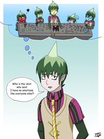 Blue Exorcist-Inside Out - Amaimon's emotions by LordBlackTiger666