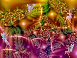 Fairy Lights by Thelma1