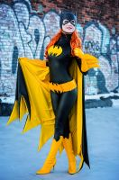 BATGIRL - BABS by Mostflogged