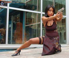 My name..is Ada Wong.. by Sunymao
