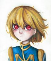 Kurapika by MauiCatgirl