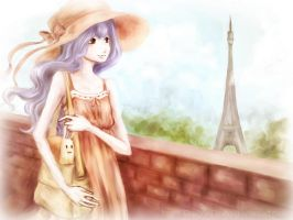 Paris by DragonOlong