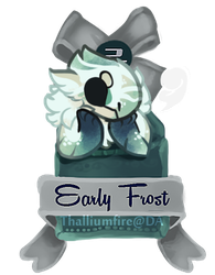 December 2 - Early Frost (teaser chibi) by Thalliumfire