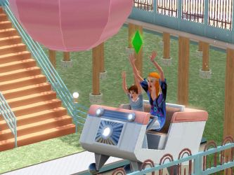 Some new screenshots from the sims3 (8) by ggg805