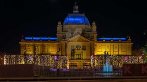 Christmas Time in Zagreb 2 by bhorwat
