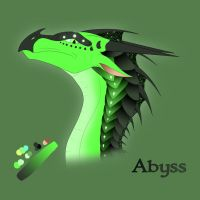 Abyss by xTheDragonRebornx