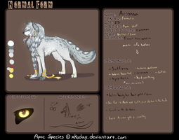 Arionna: Normal Form by ARKrylic