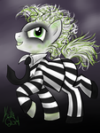 I'm the ghost with the most, babe! by Kalyandra