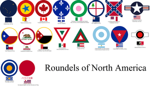 Roundels of North America by tylero79