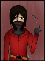 Art Trade 4 ~ The Grinner by Isabel212002