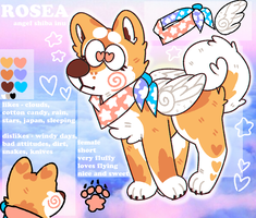 and yet another shiba inu oc by Linkenna