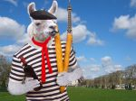 French the Llama by Andrecp