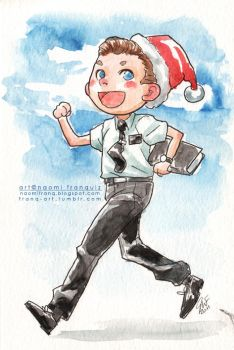 Merry Christmas, Elder Price by No-Nami