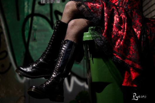 Boots by Pycaro
