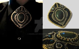 Brooch by AnabellaAt