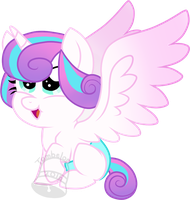 [NG] Princess Flurry Heart by Tambelon