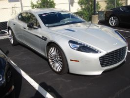 2015 ASTON MARTIN Rapide S by HardRocker78