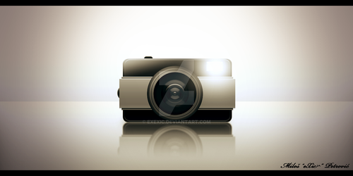 Camera by ExExic