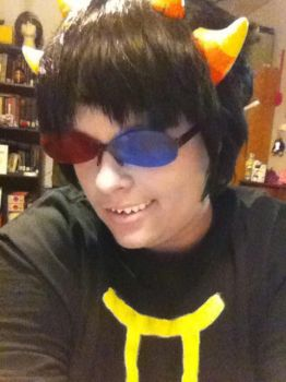 WIP Sollux ((2ollux)) Homestuck by 0mage-of-doom0