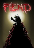 Fiend Cover n Poster by Marauder6272