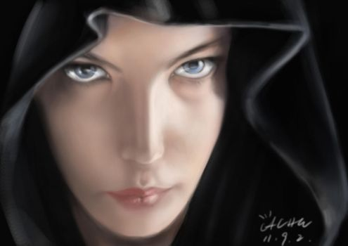 Arwen by rogasong