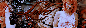 Hayley williams banner by Tarja2