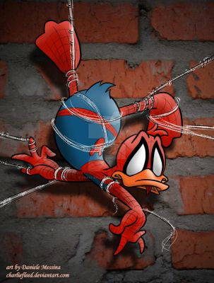WD - Spider Duck 2 by CharlieFleed