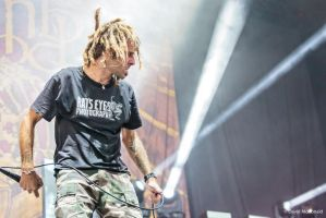 lamb of god:  Randy Blythe by basseca