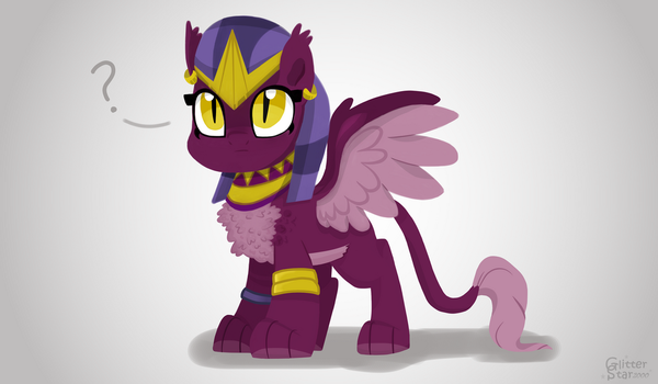The Sphinx by GlitterStar2000