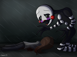 Nobody Was There to Save You by Panda-Paradise