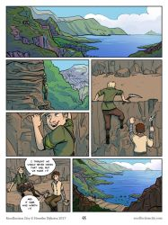 RC page 48 - The mountains of Aquaris by HenrikeDijkstra