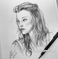 Game of Thrones - Margaery Tyrell by Snappedragon