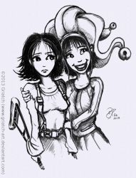 Character Caricatures by Griatch-art