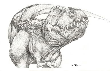 V REX FINAL by Sandoval-Art
