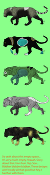Big-Cat Adoptables by Dancing-Kiwi