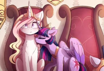 Indiscret lover by MagnaLuna