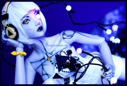 Electric Shock by Sarqq