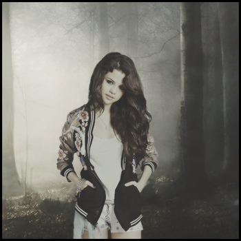 Selena Gomez 2 by covertxxpenguin