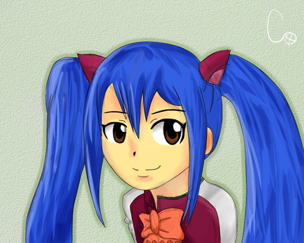 Wendy Marvell by MilenCO