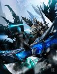 Lich king vs Night king by DoomGuy26