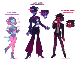 SUOC: More Fusions by sariasong64