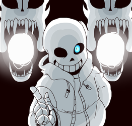 You're gonna have a bad time... by wolfifi