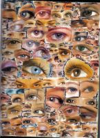 eye collection by cooties-galore