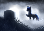 But Not Forgotten by PaintedWave